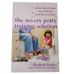 🍒3/$20🍒 The No-Cry Potty Training Solution book
